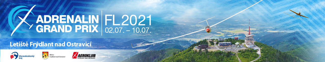 Plachtařské závody - fl2021 & AGP